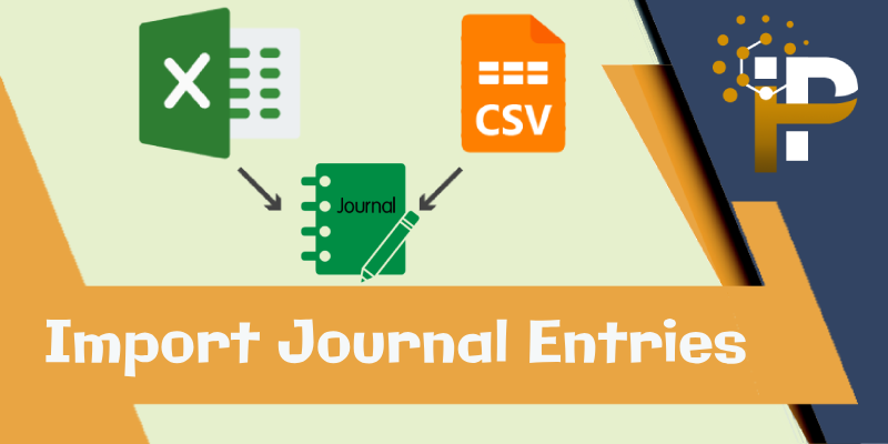 Import Journal Entries
