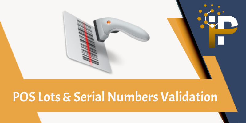 POS Lots & Serial Numbers Validation