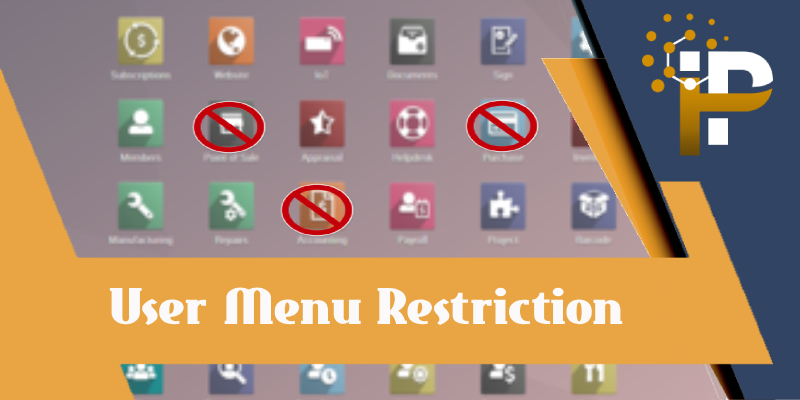 User Menu Restriction