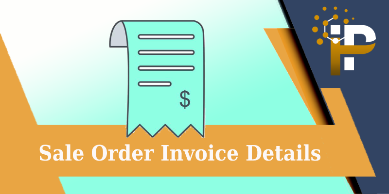 Sale Order Invoice Details Summery
