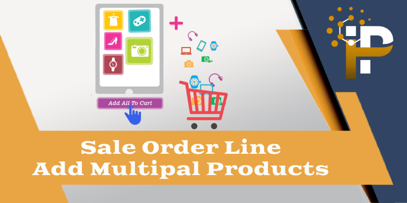 Sale Order Line add Multiple Products