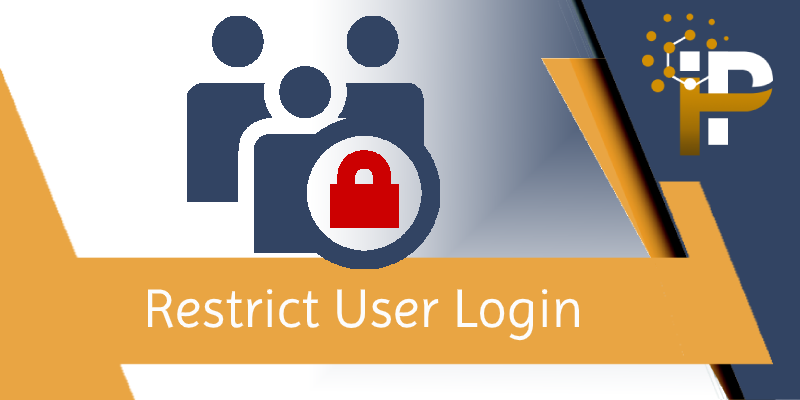 Restrict User Login on Multi Device