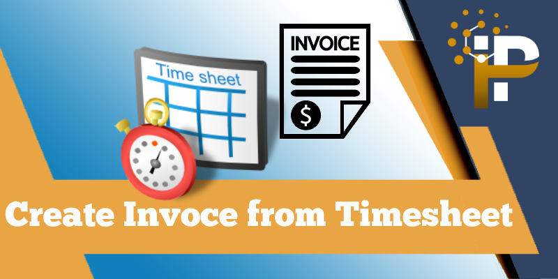 Invoice From Timesheet Entry