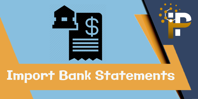 Import Bank Statements